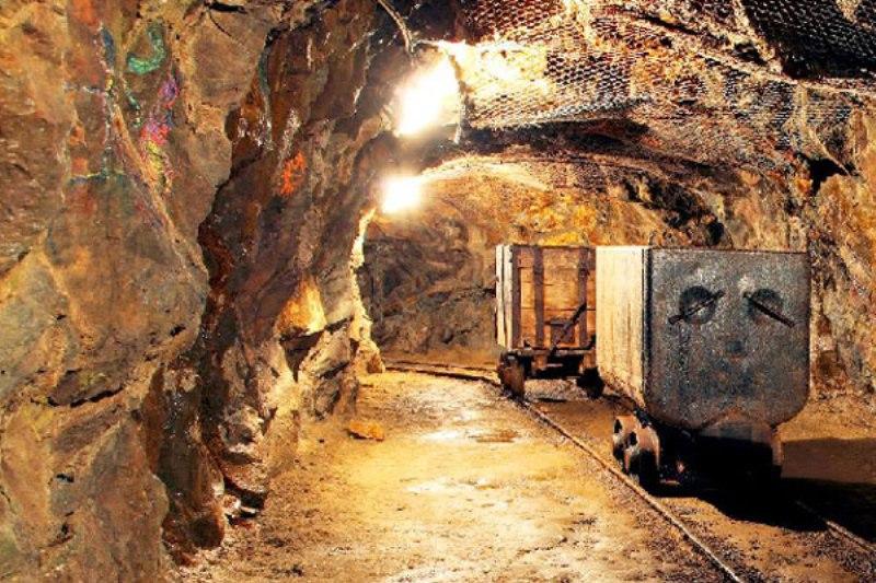 واحدهای حوزه معدن